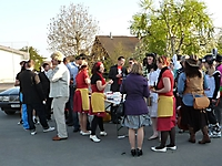 Abschlussessen 2011